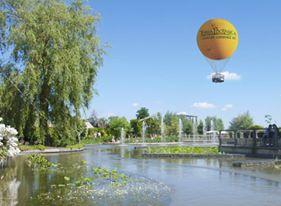 Ballon captif Terra Botanica