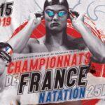 championnats de france de natation à angers