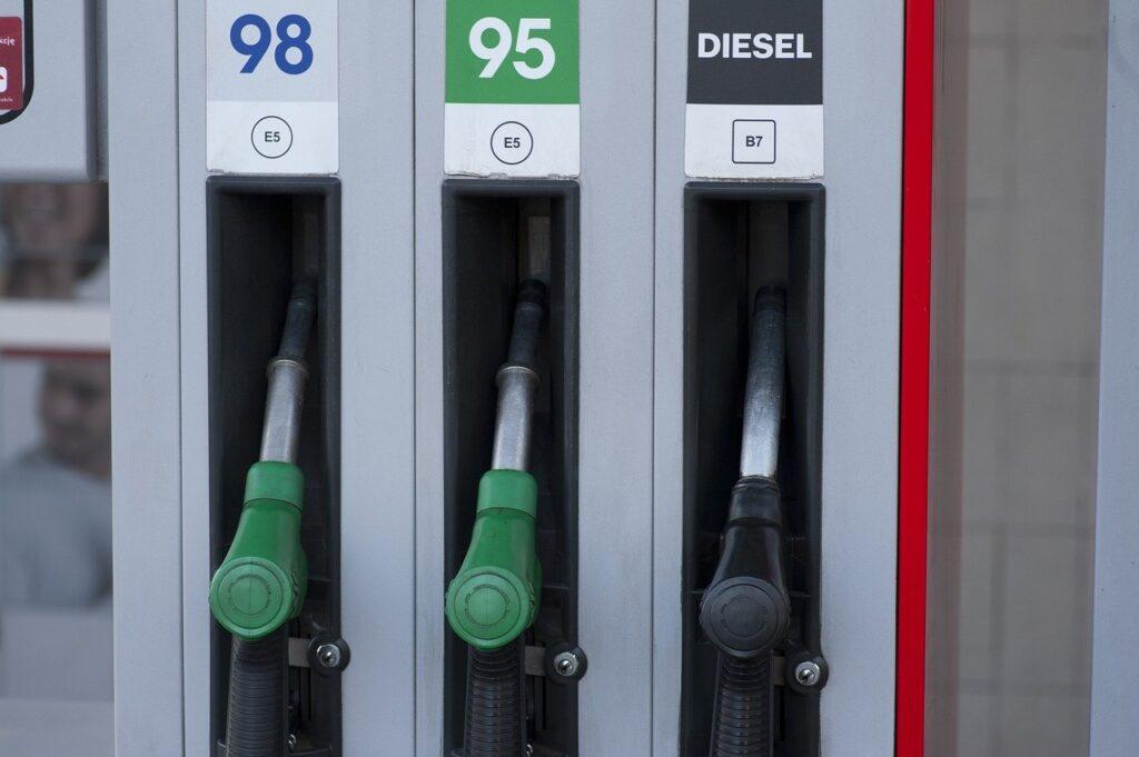 pénurie d'essence à angers