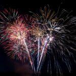feu d'artifice du 14 juillet à angers